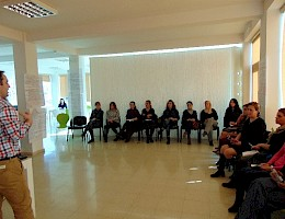 Training of young women in Job Readiness and Career Development