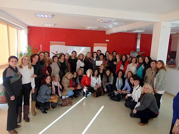 Women for Women International in Kosove