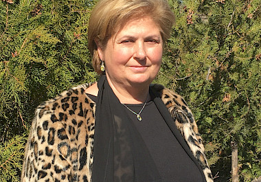 "#SheInsipiresMe: ZARIE MALSIU – LEADER OF THE ASSOCIATION ""STINA"", KACANIK, KOSOVO"