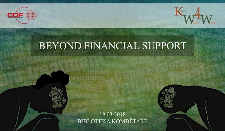 "Conference ""Beyond Financial Support"""