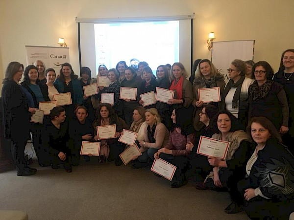 "Closing ceremony of the project""Strong Women of Shterpce"""
