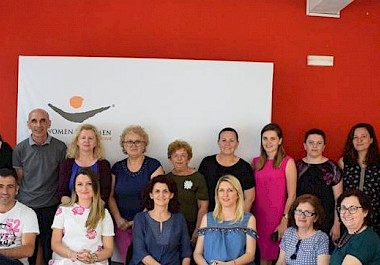 Kosovo Women 4 Women Calls for Grants