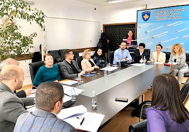 KW4W in cooperation with the Municipality of Ferizaj holds a two-day workshop
