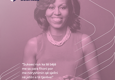 Michelle Obama, a true symbol of the powerful woman!
