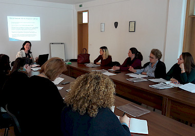 Kosova - Women 4 Women #KW4W organized a training on Property and Inheritance Rights for Municipal Gender Officers of Kacanik, Viti and Shterpce and KW4W Social Empowerment Trainers
